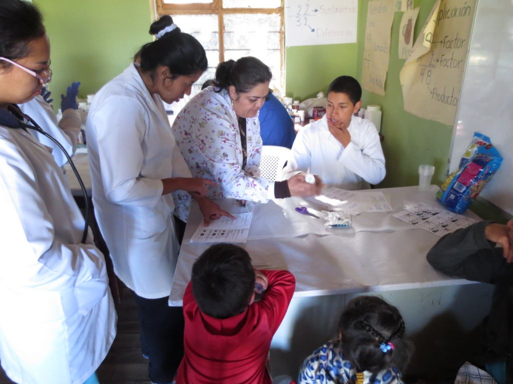 Medical Mission                         Chaupiloma June 2014